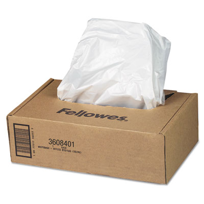 Fellowes 3608401 AutoMax Waste Bags