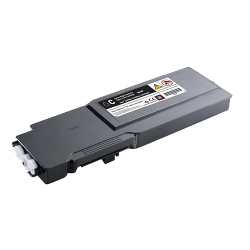 Dell 1M4KP Cyan Toner Cartridge