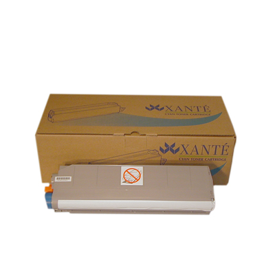 Xante 200-100121 Cyan Toner Cartridge