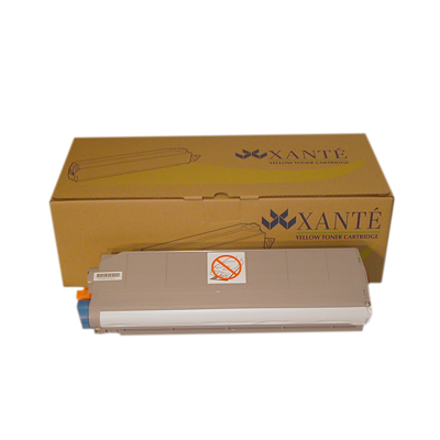 Xante 200-100123 Yellow Toner Cartridge