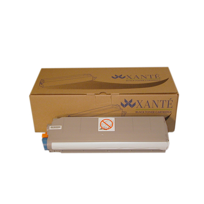 Xante 200-100124 Black Toner Cartridge