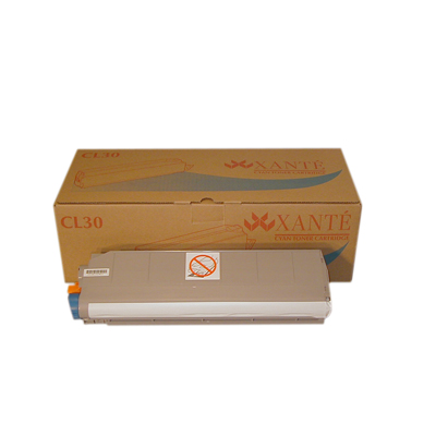 Xante 200-100158 Cyan Toner Cartridge