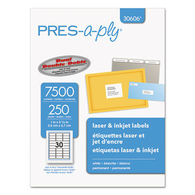 Avery 30606 Labels