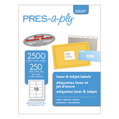 Avery 30609 Labels