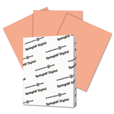Springhill 085100 Digital Index Color Card Stock