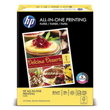 HP 207000 All-in-One Printing Paper