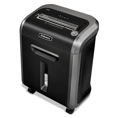Fellowes 3227901 Powershred 79Ci 100% Jam Proof Cross-Cut Shredder