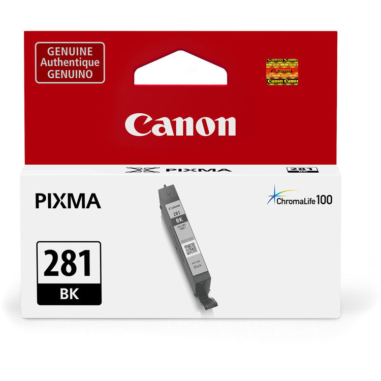 Canon CLI-281 Black Ink Tank