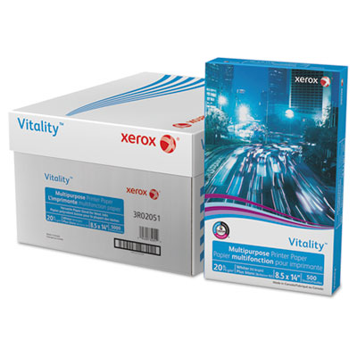 Xerox 3R02051CT Vitality Multipurpose Printer Paper