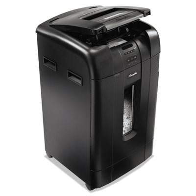 Swingline 1757578 Stack-and-Shred 750X Auto Feed Super Cross-Cut Shredder