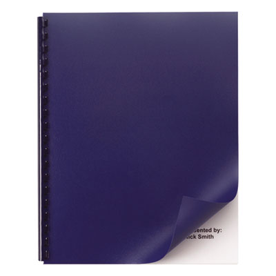 Swingline 2514494 Opaque Plastic Presentation Covers for Binding Systems