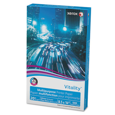 Xerox 3R02051 Vitality Multipurpose Printer Paper
