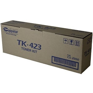 Copystar TK423 Black Toner Cartridge