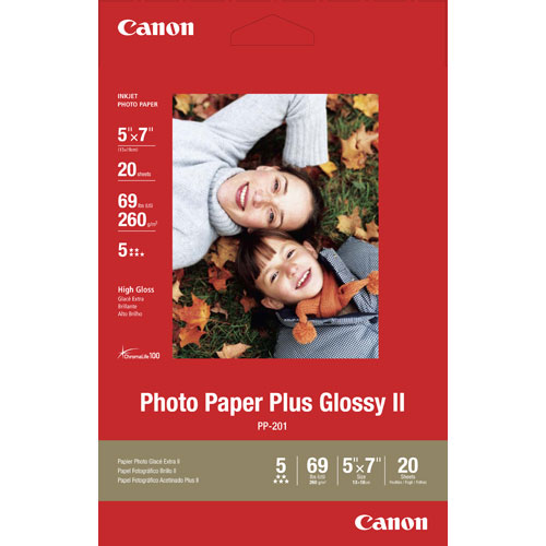 Canon 2311B024 Photo Paper Plus