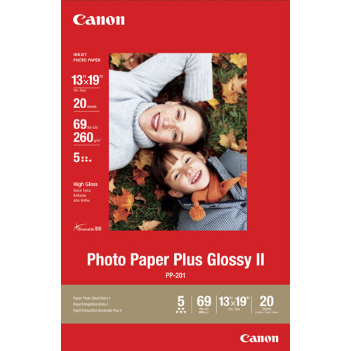 Canon 2311B026 Photo Paper Plus