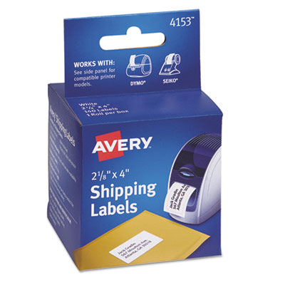 Avery 4153 Labels