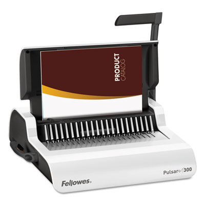 Fellowes 5006801 Pulsar Comb Binding Systems