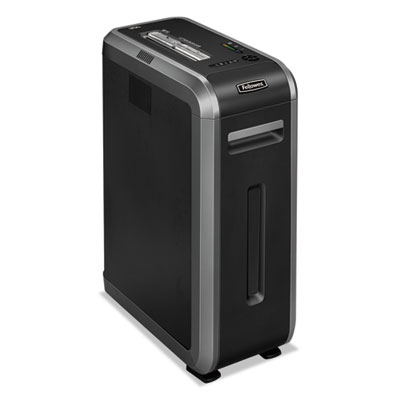 Fellowes 3312501 Powershred 125Ci 100% Jam Proof Cross-Cut Shredder