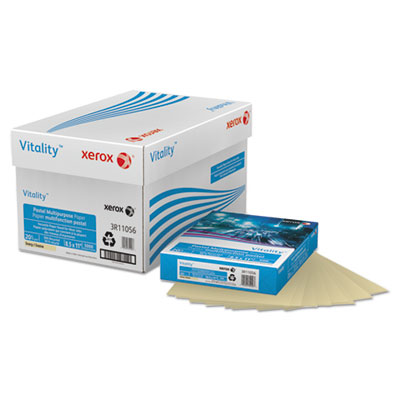 Xerox 3R11056 Multipurpose Pastel Colored Paper