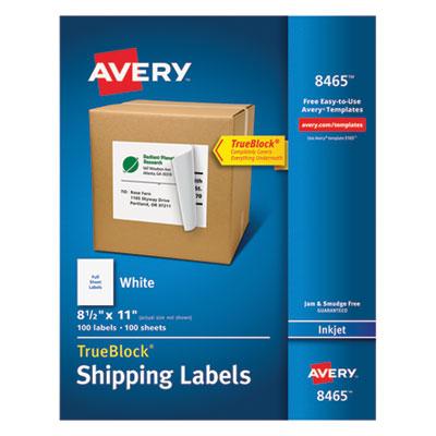 avery paper