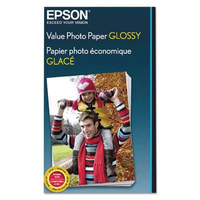 Epson S400031 Value Glossy Photo Paper