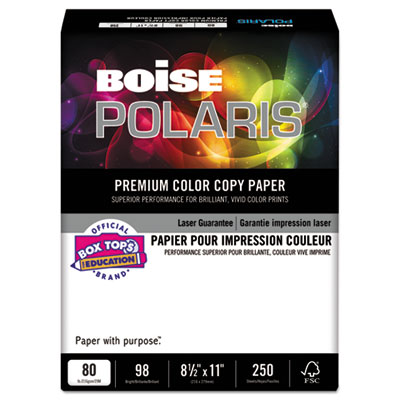 Boise BCC8011 POLARIS Premium Color Copy Paper