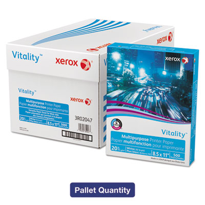 Xerox 3R02047PLT Vitality Multipurpose Printer Paper