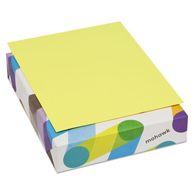 Mohawk 101246 BriteHue Multipurpose Colored Paper