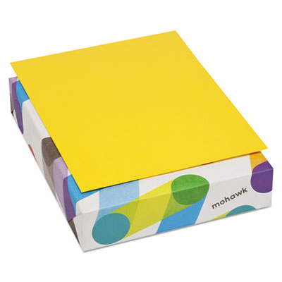 Mohawk 103945 BriteHue Multipurpose Colored Paper