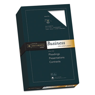 Southworth 403E 25% Cotton Business Paper