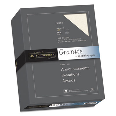 Southworth 934C Granite Specialty Paper