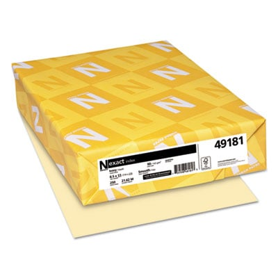Neenah 49181 Exact Index Card Stock