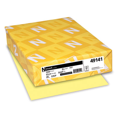 Neenah 49141 Exact Index Card Stock