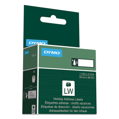 DYMO 1960102 Holiday Labels