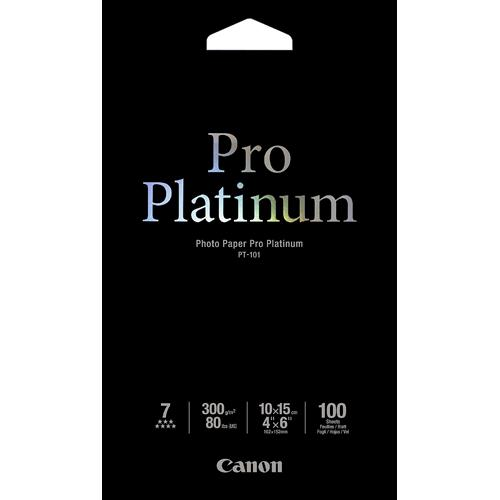 Canon 2768B015 Pro Platinum Photo Paper