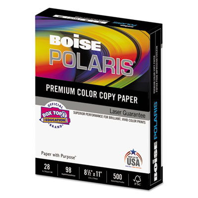 Boise BCP2811 POLARIS Premium Color Copy Paper