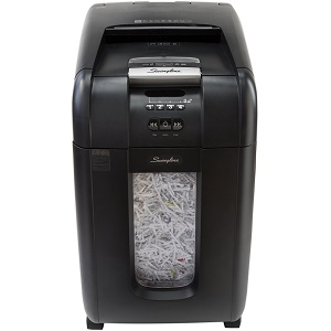 Swingline 300XL Cross Cut Shredder