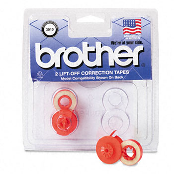 Brother 3010 Lift-Off Correction Tape