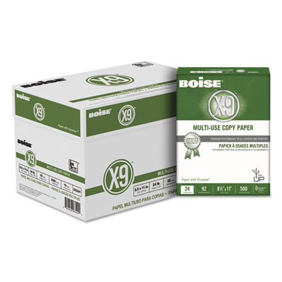 Boise CC2241 X-9 Multi-Use Copy Paper