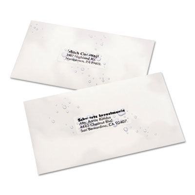 Avery 95520 WeatherProof Mailing Labels