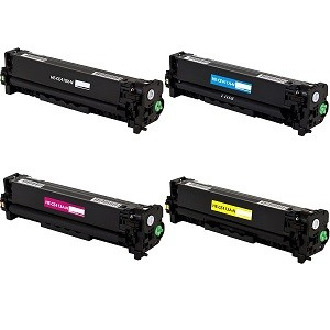 Compatible HP 305 Toner Cartridge Set