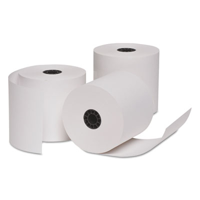 Universal 35781 Deluxe Direct Thermal Printing Paper Rolls