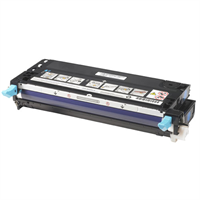 Compatible Dell 310-8094 Cyan High Yield Toner Cartridge