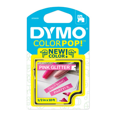 DYMO 2056091 COLORPOP! Label Maker Tape