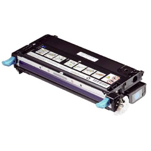 Compatible Dell 330-1199 Cyan Toner Cartridge
