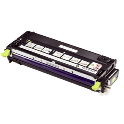Compatible Dell 330-1204 Yellow Toner Cartridge