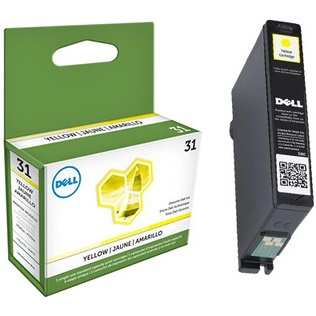 Dell 3MH11 Yellow Ink Cartridge