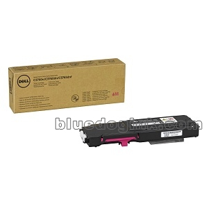 Dell 2GYKF Magenta Toner Cartridge
