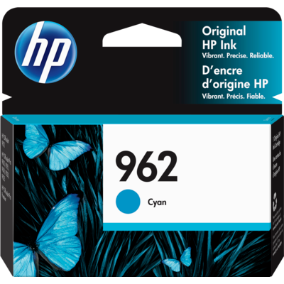 HP 3HZ96AN Cyan Ink Cartridge