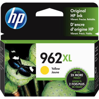 HP 3JA02AN Yellow Ink Cartridge